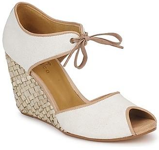 Coclico JIEN women's Sandals in White