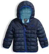 The North Face Boys' ThermoBall Full-Zip Hooded Jacket, Blue, Size 3-24 Months