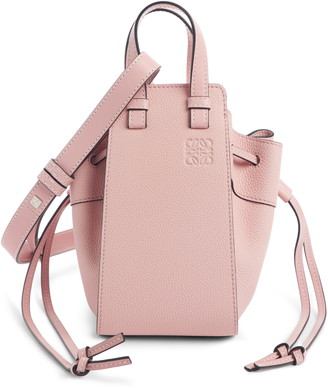 Loewe Hammock Mini Leather Hobo