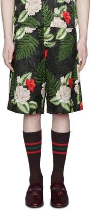 Gucci Hawaiian Dream Shorts