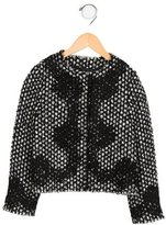 Dolce & Gabbana Girls' Bouclé Jacket