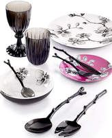 MADHOUSE by Michael Aram Black Orchid Melamine Collection