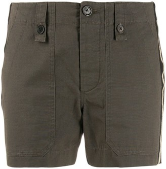 Zadig & Voltaire Step military shorts