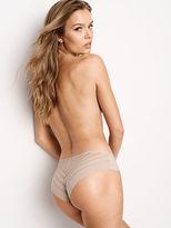 No Show Mesh-Back Cheeky Panty