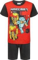 Minecraft The Nether Boy's Pyjamas