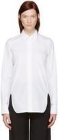 Jil Sander White Veronica Shirt