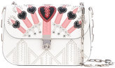 Valentino Garavani All Over Chain Love Blade shoulder bag