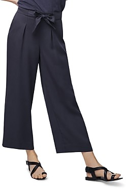 b new york Tie-Front Culottes