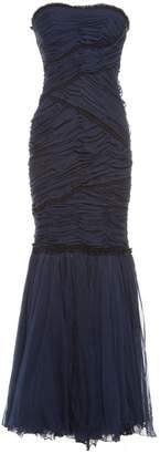 Dolce & Gabbana \N Navy Silk Dresses