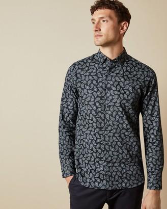 Ted Baker Paisley Print Shirt
