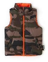 Alpinetek Boy Reversible Puffer Vest