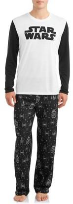 Star Wars Matching Family Pajamas Men's 2-Piece Sleep Set