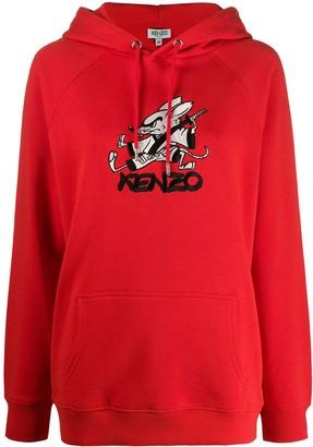 Kenzo Kung Fu Rat hoodie