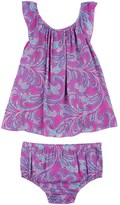 Juicy Couture Baby Ipanema Paisley Dress With Bloomer