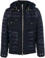 Balmain padded camouflage jacket - men - Cotton/Polyamide/Polyester/Wool - XL