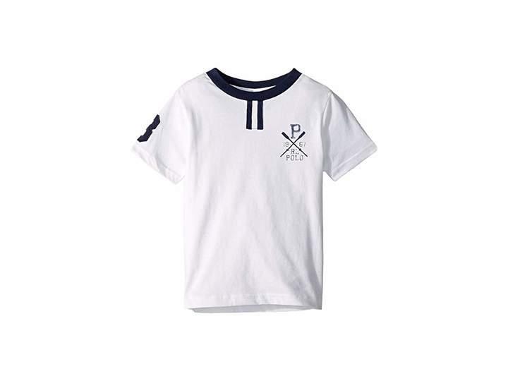 fd87a4c4 Polo Ralph Lauren White Boys' Clothing - ShopStyle