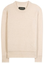 By Malene Birger Giant Wool And Mohair-blend Sweater
