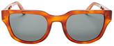 SICKY EYEWEAR Women&s Acetate Caramel Tortoise Sunglasses