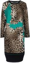 Roberto Cavalli Knee-length dresses - Item 34766091