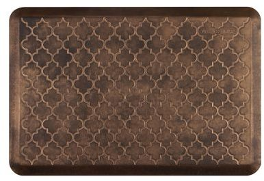 Wellness Mats WellnessMat with Trellis Design, 3' x 2'