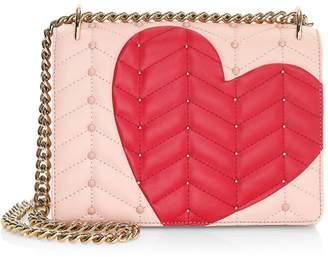 Kate Spade Heart It Leather Crossbody Bag
