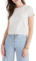 Madewell Women's Verse Crosshatch Top