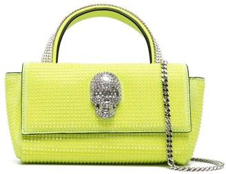 Philipp Plein Crystal Shoulder Bag