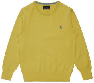 Ralph Lauren Kids Polo Pony Sweatshirt (2-4 Years)