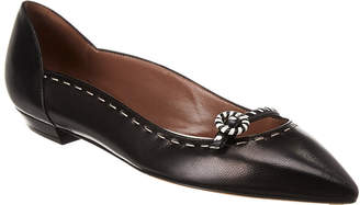 Tabitha Simmons Pickle Leather Flat