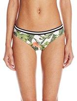 Seafolly Women's Jungle Hipster Bikini Bottom