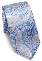 HUGO BOSS Paisley Printed Tie