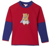 Stella Cove Toddler Boy's Bear Rashgaurd