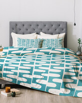 Thumbnail for your product : Deny Designs Heather Dutton Hopscotch Blue Comforter Set