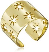 Kacey K Multi-Spark Ring, Size 7