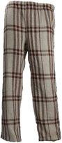 Generic Men's Gingham Loose Loungewear Pajama Bottoms Plaid Sleepwear Pants - , M