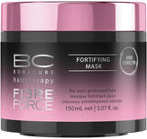 BC Bonacure Schwarzkopf BC Hair Therapy Fibre Force Fortifying Mask 150ml