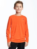 Old Navy Go-Dry Cool Relaxed Tee for Boys