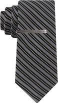 Jf J.Ferrar JF Formal Stripe Tie