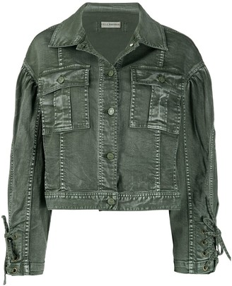 Ulla Johnson Atticus cropped jacket