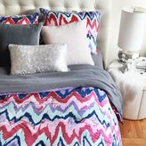 Dormify Paintica Chevron Comforter Set