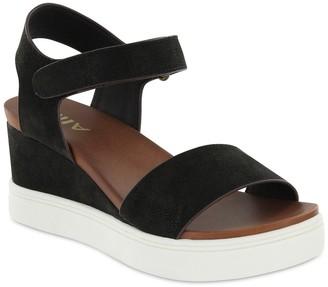 Mia Cayla Strap Wedge Sandal
