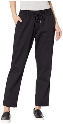 Volcom Frochickie Travel Pants (Black) Women's Casual Pants