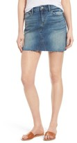 Women's Treasure & Bond Denim Miniskirt