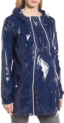 Modern Eternity Waterproof Convertible 3-in-1 Maternity Raincoat