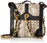Sarah Jessica Parker Grove Watersnake Bag Cross-Body Bag