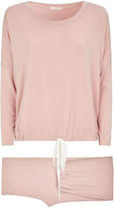 Eberjey Drawstring Pyjama Set