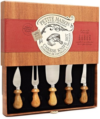 Wildly Delicious Cheese Knife Set