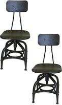 Pangea Set Of 2 Harvey Dining Chair
