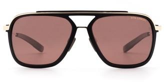 Dita Eyewear Rectangular Frame Aviator Sunglasses