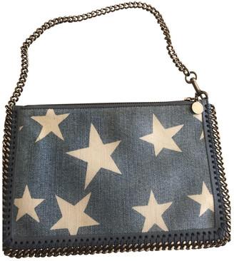 Stella McCartney Falabella Blue Denim - Jeans Clutch bags